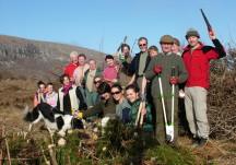 Burren Conservation Volunteers
