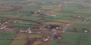 Claregalway Village, 1996 | Claregalway Parish History Pictorial, 2002 CC BY-NC-ND