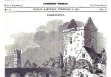 Claregalway Parish 19th century