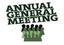 Annual General Meeting (AGM) 2017/2018
