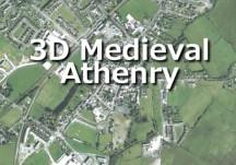 3D model of Medieval Athenry