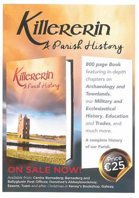 Killererin - A Parish History