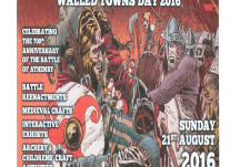 Athenry Walled Towns Day 2016