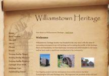 Williamstown Heritage Society