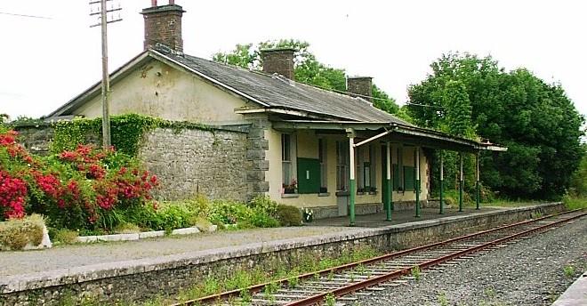 Ballyglunin Railway Station