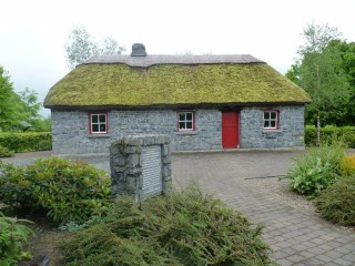Dick Dowling's Cottage  | Photo by Nick Skehan