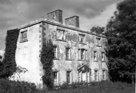 Belmont House   Dr. Patrick Melvin & Eamonn de Burca (Landed Estates NUIG)