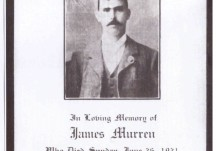 Sergeant James Murren