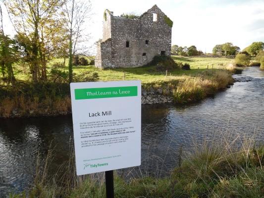 Lack Mill   Pauline Connolly