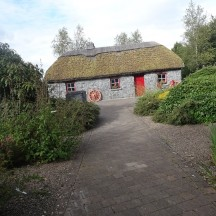 Gardens around cottage   Milltown Heritage Group