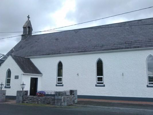 Church Exterior   Ray McGrath