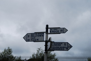 Historic signs   Milltown Heritage Group