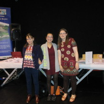 Sheona Turner, Liping Xu & Pauline Connolly