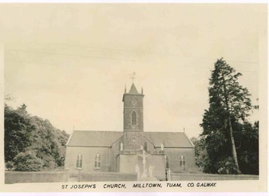 Milltown Church   Courtesy of H Flattery