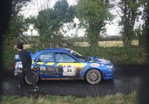 Galway International Rally 2017
