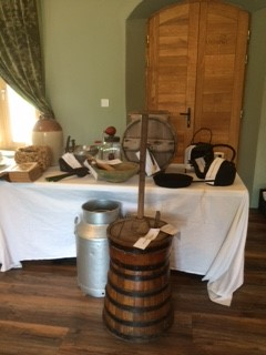 Our exhibition of butter churns | Deirdre McDonnell