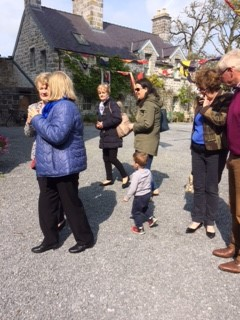 Getting ready for the tour | Deirdre McDonnell