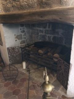 Fireplace | Deirdre McDonnell