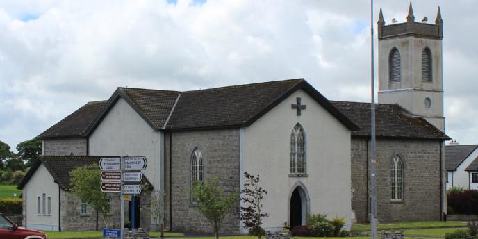 Moylough Church