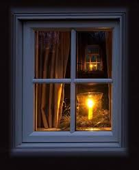 Candle In The Window | © Copyright Control