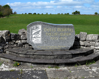 Delia Murphy Monument at Roundfort, Co. Mayo | © Gerry Costello Photography