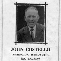 John Costello Garbally