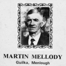 Martin Mellody, Guilkagh