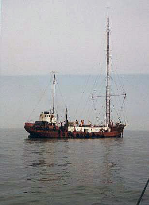 Radio Caroline - Pirate Radio of the 1960's