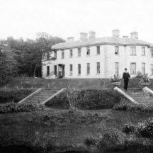 Clonbern Park - O'Rorke | Courtesy Patrick Melvin & Éamonn de Búrca