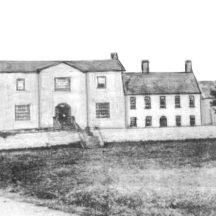 Dunmore Lodge - Gore, Egan, R.I.C. Barracks | Courtesy Patrick Melvin & Éamonn de Búrca