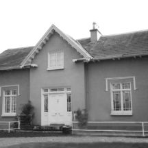 Moat Lodge - Digby | Courtesy Patrick Melvin & Éamonn de Búrca