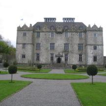 Portumna Castle - Burke Earl & Marquis of Clanricarde | Courtesy Patrick Melvin & Éamonn de Búrca