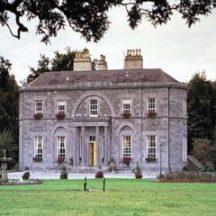 St. Clerans - Burke, Maxwell   Courtesy Landed Estates Database.