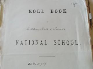 Ashtown Male & Female Roll Book