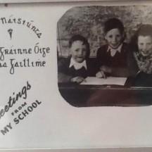 Joseph, Paddy & Mary Kelly 1955/56 | Mary Scully (nee Kelly)