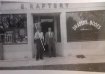 Raftery's Shop, Woodlawn
