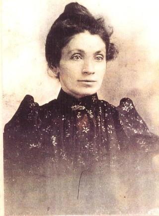 Bridget Agnes Melody, c. 1887   Patricia Greber
