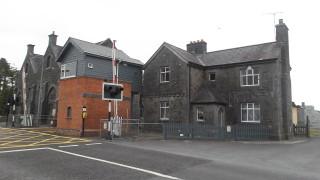 Signal man's house, Woodlawn | B. Doherty 2015