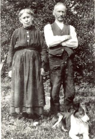 Maggie & Tom Melody 1926 | Courtesy of Patricia Greber