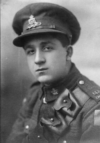John (Jack) Dever, WWI | Courtesy of Patricia Greber