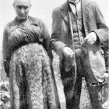 Unknown couple, New Inn 1926 | Patricia Greber