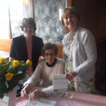 MAry Gorman, Maeve Raftery, Marian Kenny | Gerry Stronge