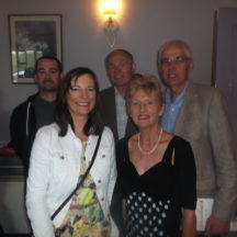Guests at booklaunch | O. Doherty