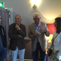 Guests at Book Launch | Olivia Anderson