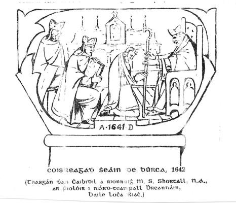 Kilnalahan 1641 consecration