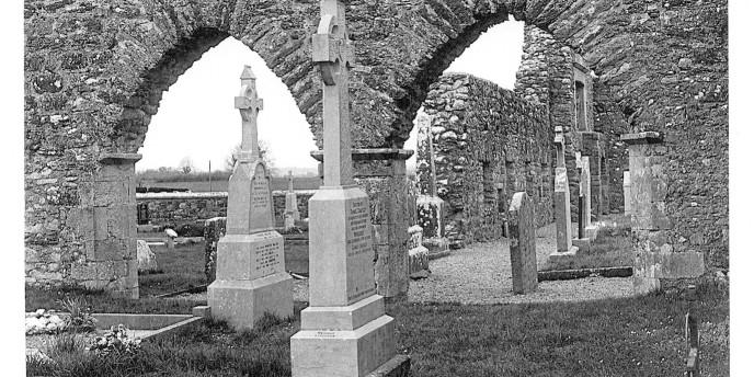 Kilnalahan Monastery, Abbey, Loughrea