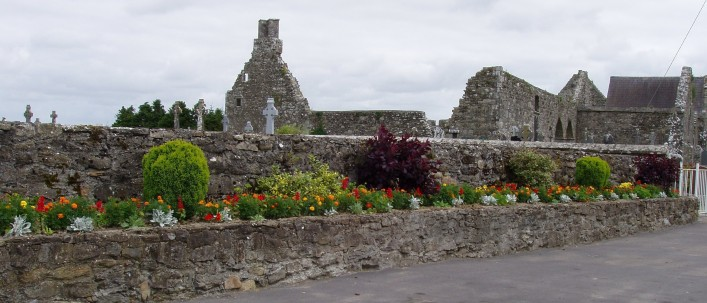 The Abbey of Kilnalahan, Abbey, Loughrea