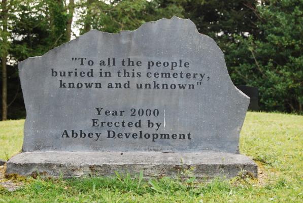 M Lacken Cemetery Memorial