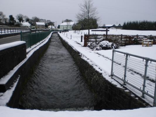 River 2 snow