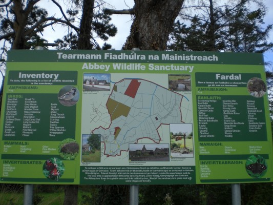 Abbey Wildlife Sanctuary